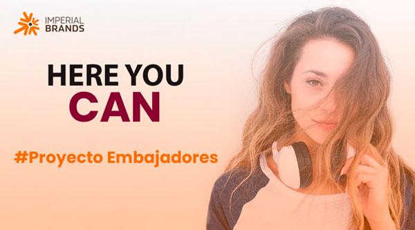 #Proyecto Embajadores