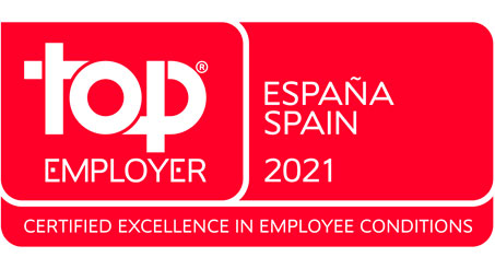 Top Employer España 2021