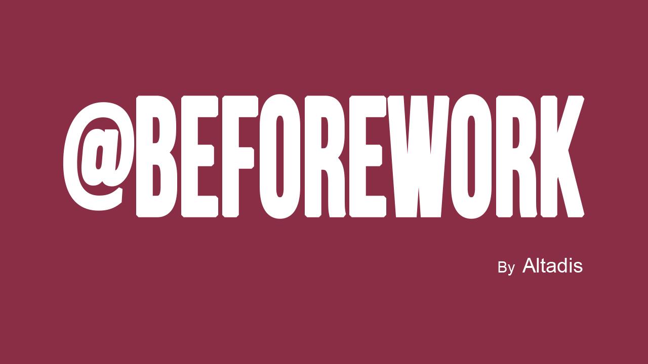 Logo @BeforeWork