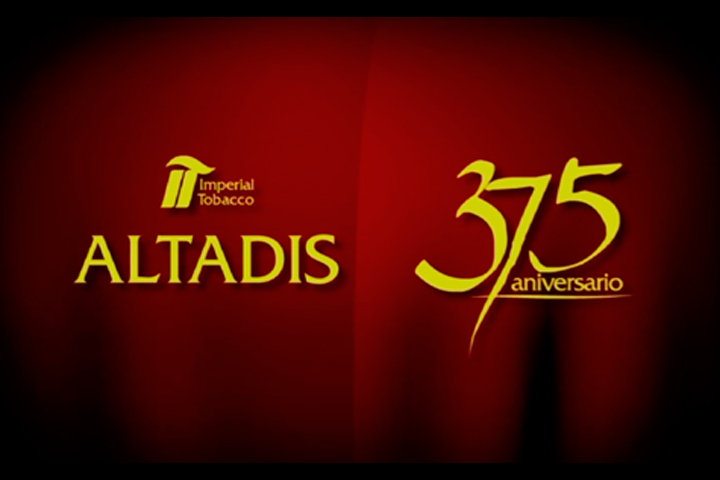 Altadis, 375 aniversario