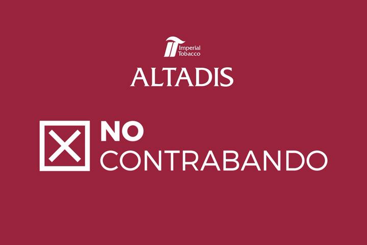 Altadis organiza el I Congreso frente al Contrabando de Tabaco