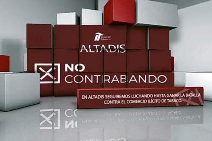 II Congreso frente al Contrabando de Tabaco organizado por Altadis